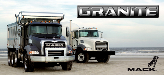 Mack Granite Series